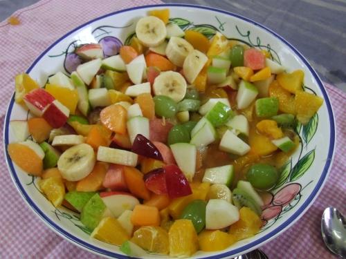 Macedonia de frutas recetas para in tiles - Macedonia de frutas thermomix ...